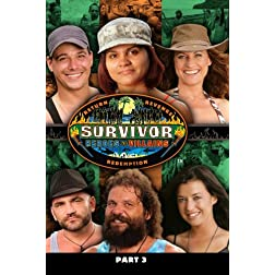 Survivor 20:  Heroes and Villians (Disc 9)