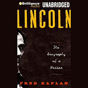 Lincoln: The Biography of a Writer Audiobook
