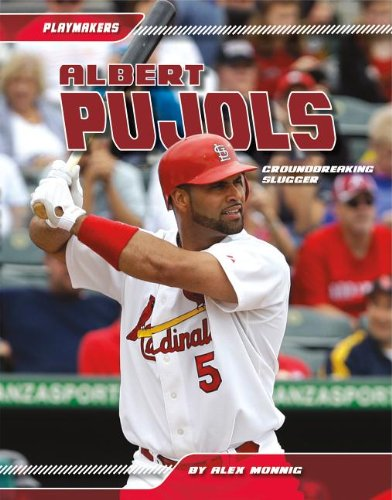 Sporting Goods Stores Albert Pujols: Groundbreaking Slugger (Playmakers (Sportszone))