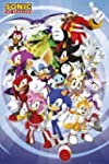 Sonic - Poster - the Hedgehog- Cast +...