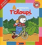 echange, troc Fanny Joly, Thierry Courtin - 4 aventures de T'choupi : Volume 2