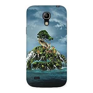 Ajay Enterprises Nature At Sea Back Case Cover for Galaxy S4 Mini