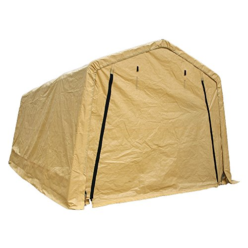 Sealey CPS01 Car Port Shelter, 3 x 5.1 x 2.4 m
