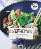 A table en moins de 20 minutes