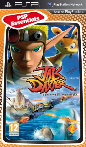 SONY - JUEGO PSP - JACK & DAXTER ESN