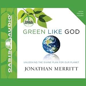 Green Like God Audiobook