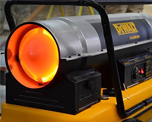 DeWalt DXH215HD Forced Air Kerosene Heater