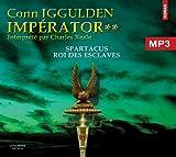 echange, troc Iggulden/Conn - Imperator II/2 CDMP3/Texte intégral
