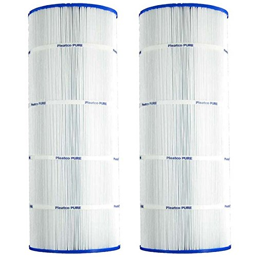 2 Pack Pleatco PA120 Hayward CX1200-RE Swimming Pool Filter C-8412 FC-1293 CX1200RE