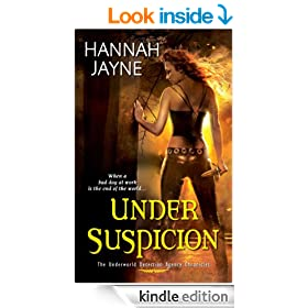 Under Suspicion (Underworld Detection Agency)