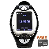 SVP MW09(with Micro 4GB) Watch Cell Phone ~ unlocked~ Quad-band