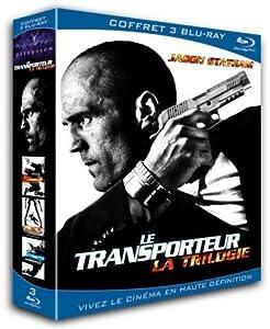 Le Transporteur - La trilogie [Blu-ray]