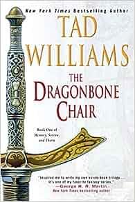 The Dragonbone Chair Book e of Memory Sorrow and