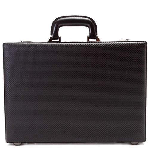 青木鞄(GAZA)合皮アタッシュケース A4対応 [No.6251]