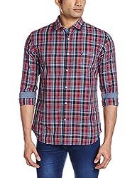 Proline Men's Casual Shirt (8907007217061_PV09332_XX Large_Multi Color)