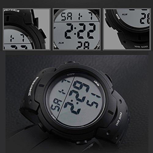 Digital WatchBlack Apparel Accessories Jewelry Watches
