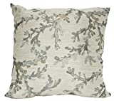 Brentwood Originals 1571 Coral Bay Toss Pillow, 18-Inch, Nectarine