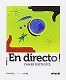 En directo 2e année - Cahier d'activités