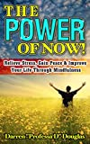 img - for The Power of Now: Relieve Stress, Gain Peace & Improve Your Life Through Mindfulness (the power of now, the road to character, wherever you go there you are, the now habit) book / textbook / text book