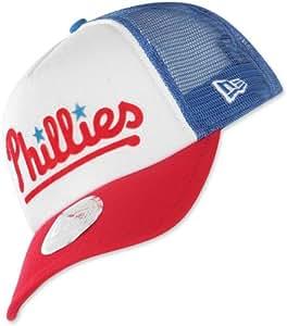 New Era Fresh Trucker Team Phillies casquette