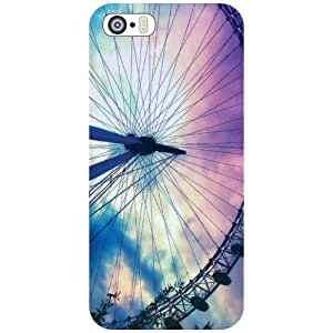 Apple iPhone 5S Back Cover - Cool Designer Cases