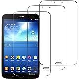 3 x Bestwe UltraClear Displayschutzfolie für samsung galaxy tab 3 8.0(Samsung Galaxy Tab 8.0)