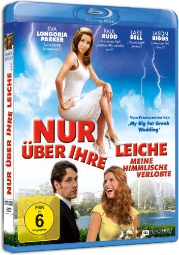 Nur über ihre Leiche - Meine himmlische Verlobte [Blu-ray]