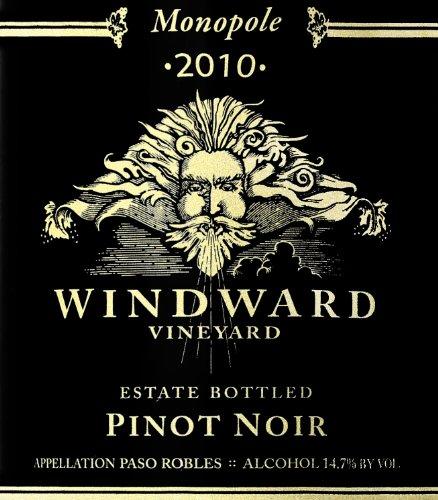 2010 Windward Vineyard Monopole Pinot Noir