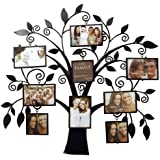 Haven Family Tree Metal Collage Frame