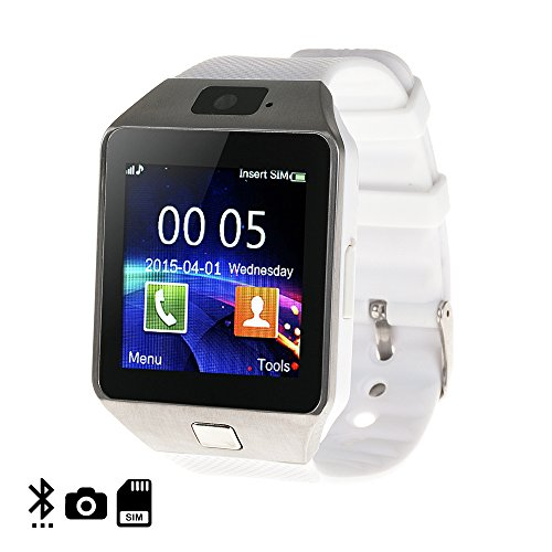 DAM, Smartwatch Ártemis Bt Bianco
