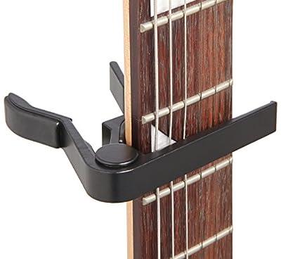 Phoenix ワンタッチ ギター カポ タスト お手入れ用 ファイバークロス 安心安全メーカー保証書 3点セット! フォーク エレキ クラシック アコースティック