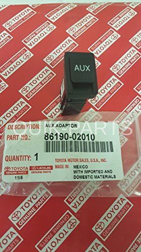genuine-toyota-86190-02010-stereo-adapter-assembly