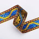 Stunning India Sari Decorative Ribbon...