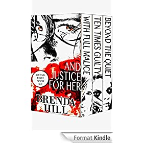 And Justice for Her: Boxed Set of Mystery, Suspense, and Romance Thrillers (English Edition)