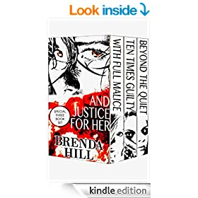 And Justice for Her: Boxed Set of Mystery, Suspense, and Romance Thrillers