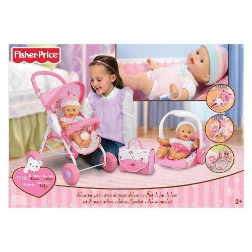 Fisher Price Baby So New Playset