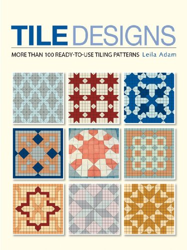 Tile Designs: More Than 100 Ready-to-Use Tiling Patterns - Firefly Books - 1554074851 - ISBN:1554074851