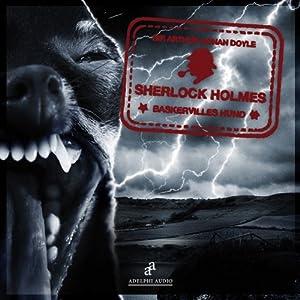 Baskervilles hund [The Hound of Baskervilles] Audiobook