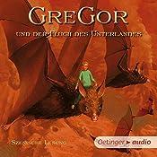 Gregor und der Fluch des Unterlandes (Underland Chronicles 4) | Suzanne Collins