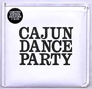 Cajun Dance Party - The Race - 7 inch vinyl / 45