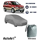 Autowheel Premium Heavy Duty Car Body Cover For Chevrolet Tavera With Storage Bag Free