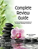 img - for Complete Review Guide : For State & National Examination in Therapeutic Massage & Bodywork book / textbook / text book