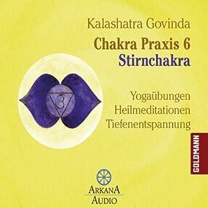 Stirnchakra (Chakra Praxis 6) Hörbuch