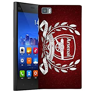 Digione Bloomfall Series Customised Back Cover Case for Xiaomi Mi3
