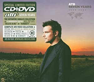 Seven Years-Limited Edition (CD + DVD)