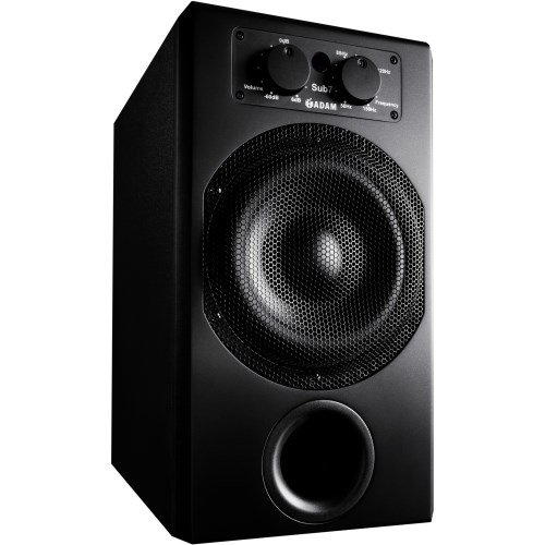 "Adam Audio Sub7 7"" Subwoofer Black"