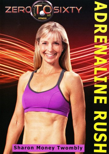 Zero to Sixty: Adrenaline Rush with Sharon Twombly (DVD)