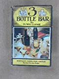 3 bottle bar: A miscellanea of those favoured formulas that have been compiled, with indicative symbols for proper guidance