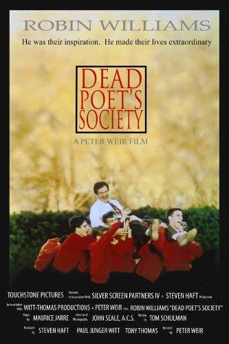 robert sean leonard dead poets. Dead Poets Society Poster