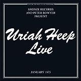 Live 73 by Uriah Heep [Music CD]